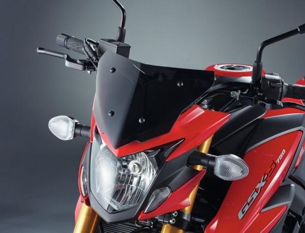 Suzuki GSX-S750 Windschild