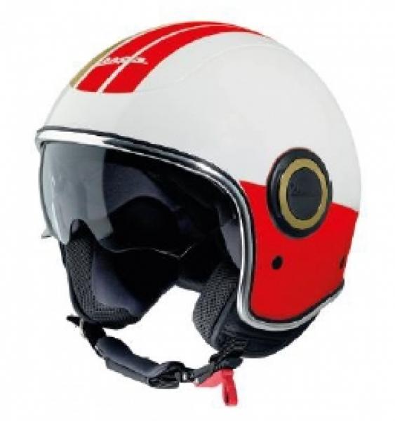 Vespa VJ Helm Racing Sixties